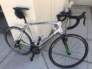 Men's 58cm Specialized Allez welded aluminum frame bike for Sale in Banning, CA