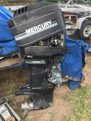 Outboard Mercury v6 parts and motors 200 hp-90 for Sale in Freeport, NY