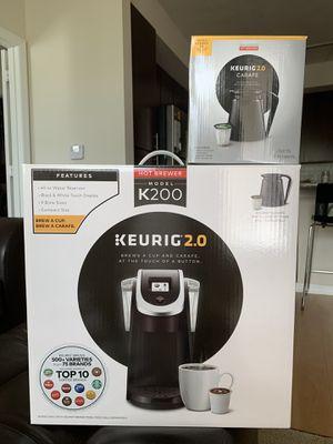 Keueig 2.0 Coffee Maker $75 OBO for Sale in Pompano Beach, FL