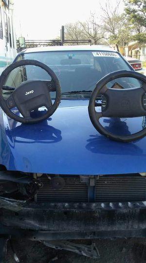 Jeep grand cherokee Laredo 2002/ dodge ram1500 98 for Sale in Dallas, TX