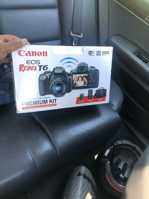 Cannon camera for Sale in Atlanta, GA