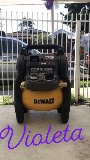 Dewalt air compressor for Sale in Compton, CA