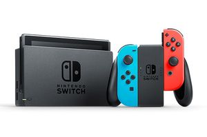 Nintendo Switch 32g Red and Blue for Sale in Los Angeles, CA