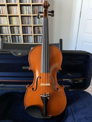 Handmade Violin w/ Bow and Case for Sale in Leander, TX