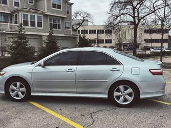 2007 Toyota Camry Selling Grey Car for Sale in Aurora,  CO