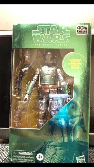 Star Wars Boba Fett for Sale in Huntington Beach, CA