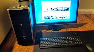 Computer PC. Inter i5 and 8 gigs of ram and WIFI for Sale in Vista, CA