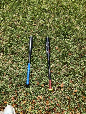 Baseball youth bats for Sale in Miami, FL