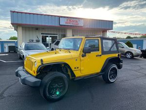 2008 Jeep Wrangler for Sale in Hagerstown, MD