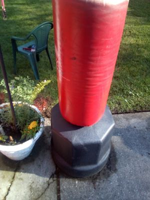 Punching bag for Sale in Redford Charter Township, MI