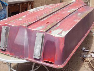 3 man fiberglass fishing boat for Sale in Queen Creek, AZ
