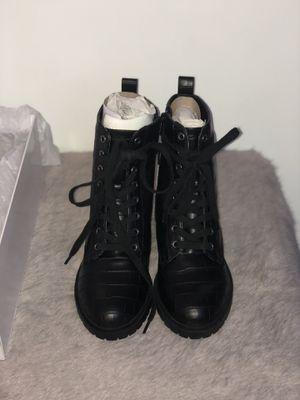 Steve Madden Officer Black Croco Boots for Sale in Miami, FL