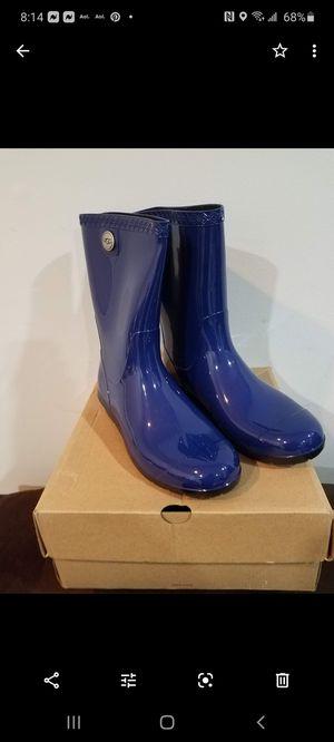Women Ugg Rain boots size 9 for Sale in UPR MARLBORO, MD