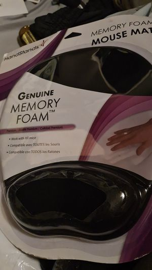 Memory foam mouse pad for Sale in Buena Park, CA