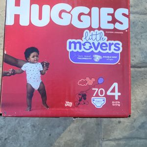 Huggies Size4 for Sale in Riverside, CA
