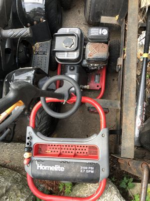 Powerful pressure washer for Sale in Peabody, MA