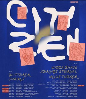 1 CITIZEN ticket - Phoenix @ Rebel Lounge 4/17 for Sale in Phoenix, AZ