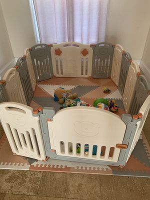 Baby expandable play area for Sale in Longwood, FL