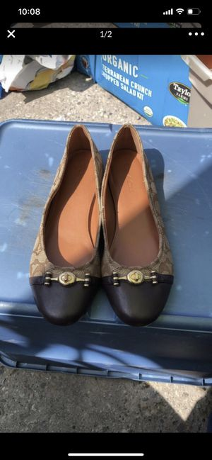 Coach shoes for Sale in Clovis, CA