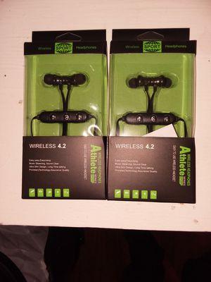 2 new wireless headphones $20 for Sale in Saint Paul, MN