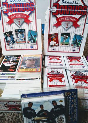 1993 baseball cards for Sale in Denver, CO