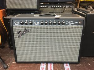 Fender Deluxe Reverb Tube Amplifier for Sale in Los Angeles, CA