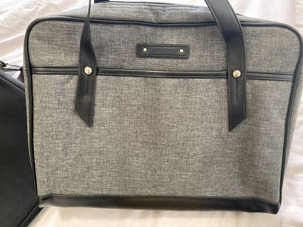 Samsonite buisness slim briefcase/laptop bag