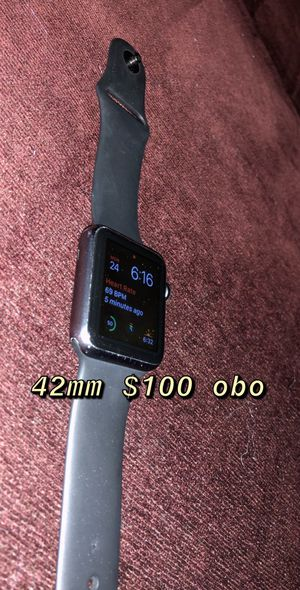 Apple Watch 42mm for Sale in Visalia, CA