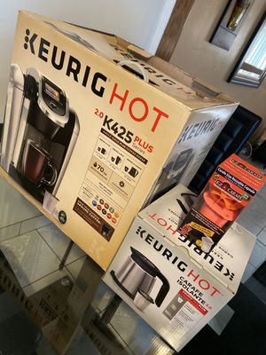 Keurig k425 plus all included for Sale in Montebello, CA