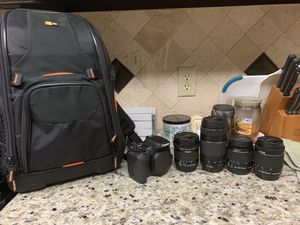Canon t6i for Sale in Mesquite, TX