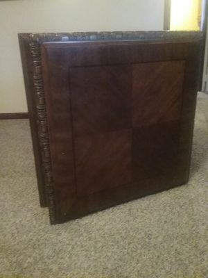 Table and 2 side tables for Sale in Fort Wayne, IN