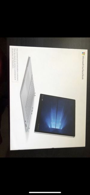 Microsoft Surface Book 2 (Brand New 2018) for Sale in La Verne, CA
