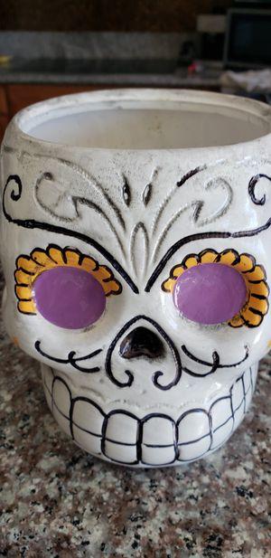 Halloween flower pot for Sale in Chula Vista, CA
