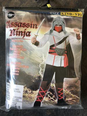 Boy's Ninja Costume for Sale in Conroe, TX