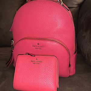 Kate Spade backpack and wallet for Sale in Stoughton, MA