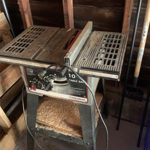 Table Saw Y'all !!! for Sale in Dayton, OH