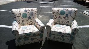 MACHING CHAIRS for Sale in Wilton Manors, FL