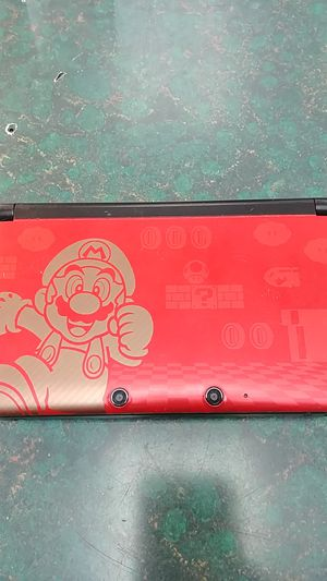 Nintendo 3DS XL Super Mario Bros Edition for Sale in Akron, OH