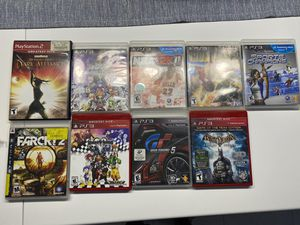 Video Games PS3 and PS2 for Sale in Pembroke Pines, FL