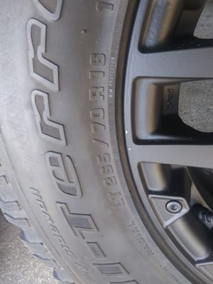 Toyota Tacoma Wheels and Tires for Sale in Land O Lakes, FL