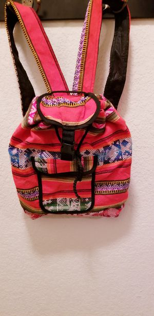 Handcrafted Backpack for Sale in Austin, TX