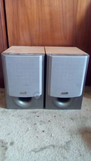 2 RCA Speakers Bookshelf RS 1283 for Sale in Pulaski, TN