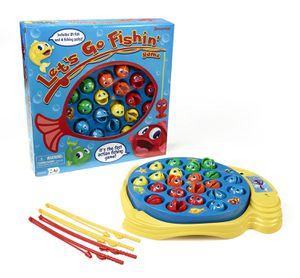 Pressman Toy Let's Go Fishin' Game for Sale in Houston, TX