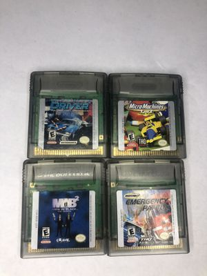 4 game boy Games for Sale in Las Vegas, NV