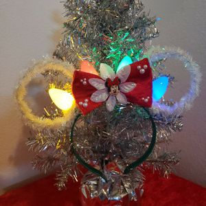 Hand Made Disney Christmas Ears for Sale in Perris, CA