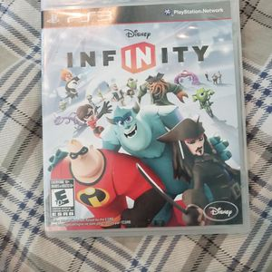 Disney Infinity Video Game For Ps3 for Sale in New Lenox, IL
