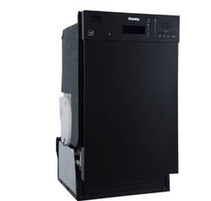 Danby 18 in. Front Control Dishwasher in Black for Sale in Sunbury, OH