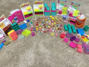 Shopkins and misc shopping parts for Sale in Nashville, TN