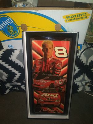 Dale Earnhardt Jr clock for Sale in Waynesburg, OH