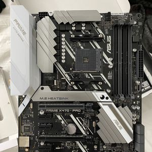 Asus Prime X470 - Pro Mobo for Sale in Redwood City, CA